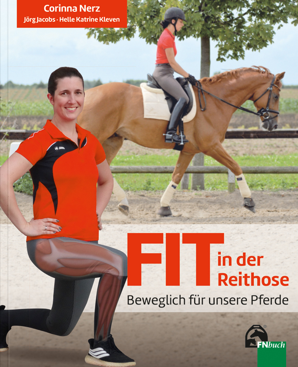 Fit in der Reithose