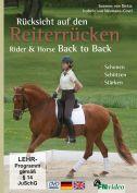 Rücksicht auf den Reiterrücken / Rider & Horse Back to Back