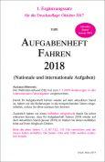 Aufgabenheft Fahren (Nationale und internationale Aufgaben) 2018 - 1. Ergänzung gültig ab 1.1.2019 (Download)